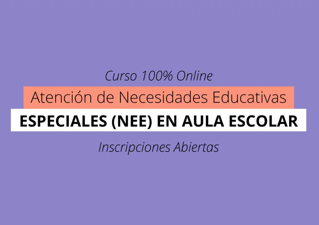 curso 100% online para docentes